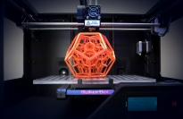 3D printer. (Credit: Makerbot)