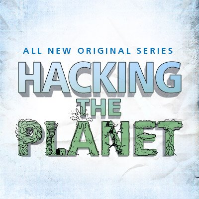 The promotional title card for the show, from a commercial on The Weather Channel.